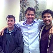 New Toastmasters, Chris Turner, Derek Sestan and Ryan Spik